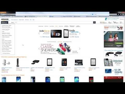 Affiliate marketing Training Webinar for Amazon Associates part 1