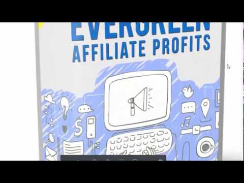 Evergreen Affiliate Profits Review Plus 30 MIN Pg 1 BOnus