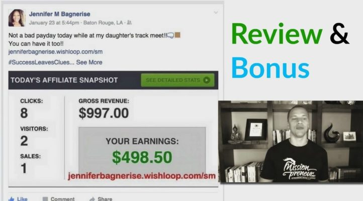 FBV Commission Profits Review Bonus - How Mario Made $14,431 Affiliate Commissions In 7 Days
