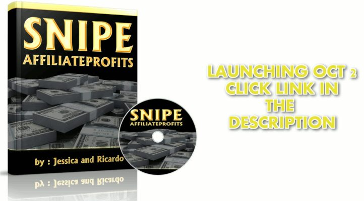 Snipe Affiliate Profits