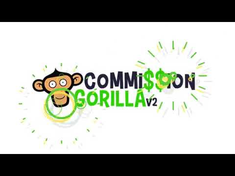 Commission Gorilla V2 Review - Boost Your Conversions Using The Same Tools The Super Affiliates Use