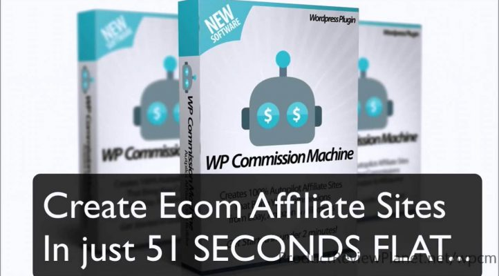 WP Commission Machine Review | WP Commission Machine Bonus | Review of WP Commission Machine