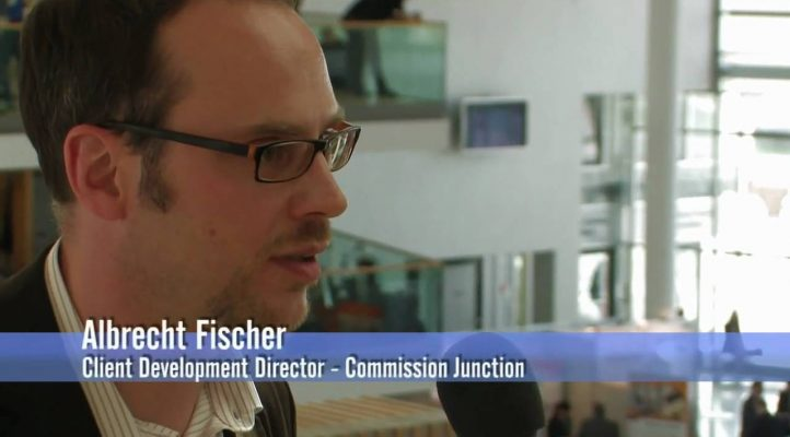 Interview mit Albrecht Fischer (Commission Junction) - Affiliate TactixX 2010