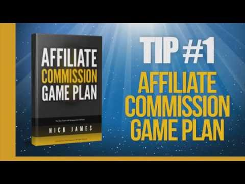 Affiliate Marketing Tip #1: Commission Rebate Offer
