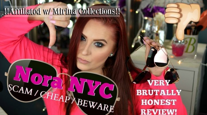 NORA NYC Review | Instagram SCAM | AFFILIATE Program | w/ Receipts | Honest Review |