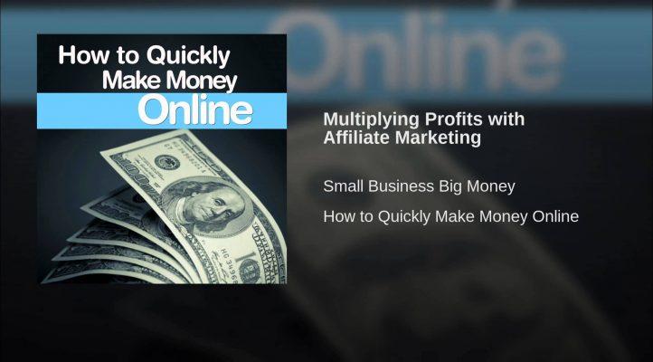 Multiplying Profits with Affiliate Marketing