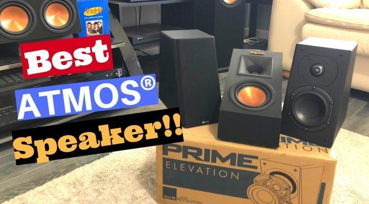 Klipsch Versus SVS: Best Atmos & Auro-3D Speakers WIFE APPROVED!!