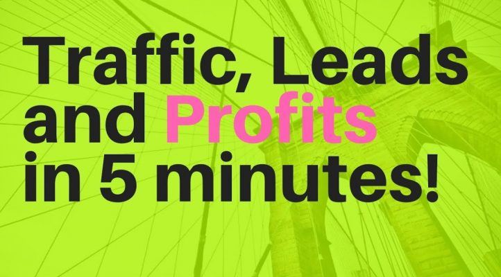 Traffic, Leads & Profits in 5min! Viral Commission Machine Review & Bonus