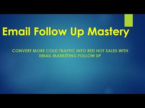 Affiliate Marketing Training Email Mastery