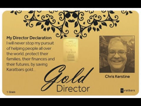 2017 Fundraising, Gold Branding Card for Churches, Charities, and Non Profits