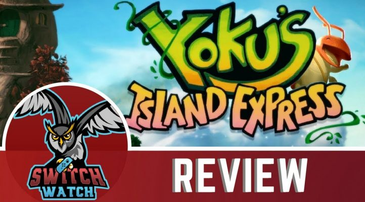 Yoku's Island Express Nintendo Switch Review