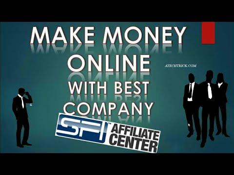 The 💰 Basics of SFI ,🤑 how to earn money via Affiliate program