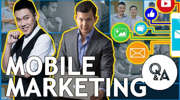 Mobile Affiliate Marketing Q&A Session with Charles Ngo and Benjamin Yong