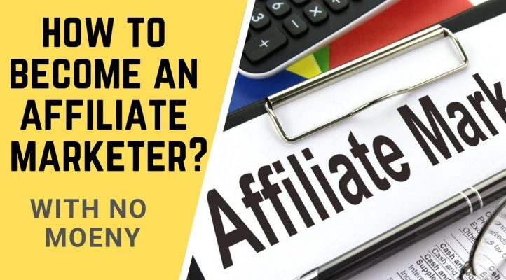 How To Become an Affiliate Marketer For Free - Here's How To Start Affiliate Marketing For Free!