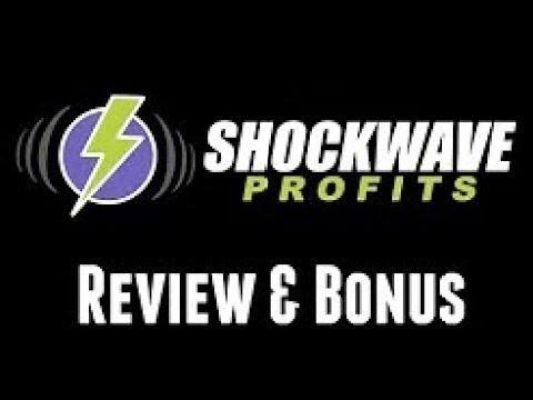 Shockwave Profits Review & Mega Bonus || Shockwave Profits Overview , Members Area & Case Study