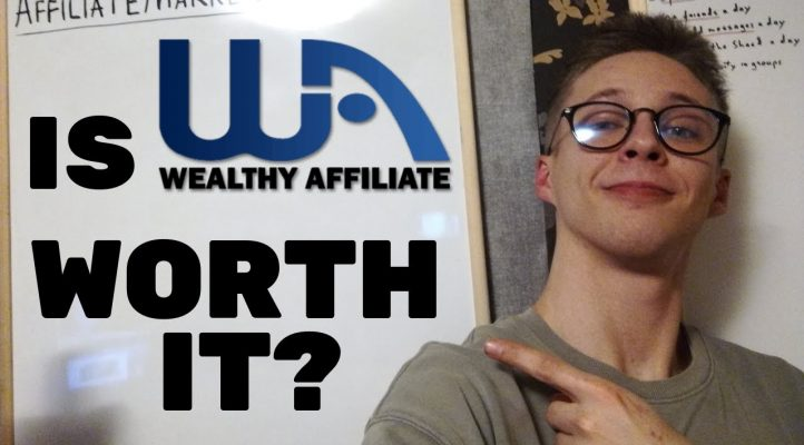 Wealthy Affiliate Training Overview | Is It Really Worth Your Time?