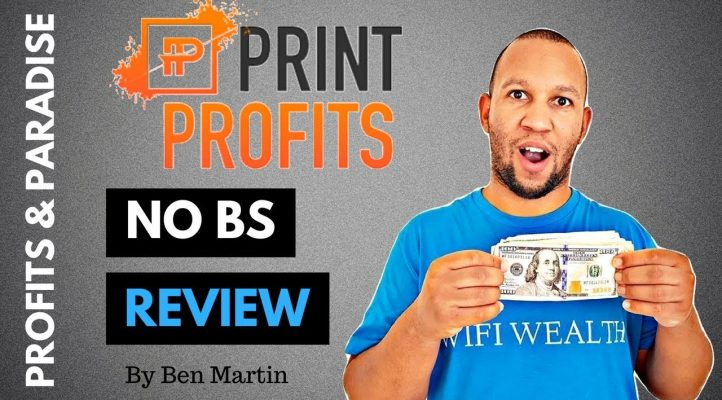 Print Profits Review | Warning ⚠️ Don't Buy Print Profits Before Watching This! 🤯