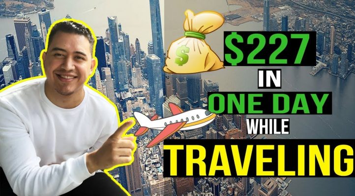 How To Make $200+ In One Day With Click Funnels Affiliate Program While Traveling | Online Tips