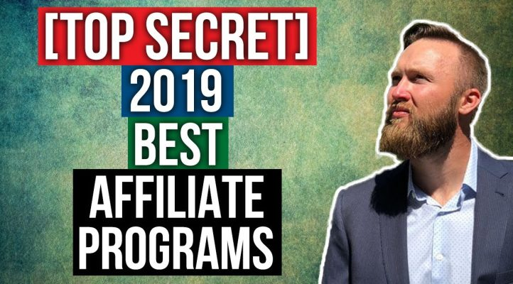 TOP 5 HIGH TICKET AFFILIATE PROGRAMS OF 2019
