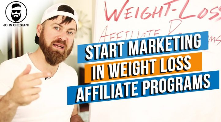 5 Weight Loss Affiliate Programs