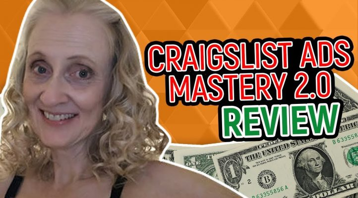 Craigslist Ads Mastery 2.0 Review - Jeff R White - Affiliate Marketing Paid Ads Training