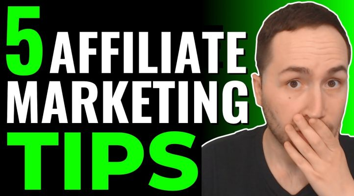 5 Tips to Make More Money with Affiliate Marketing