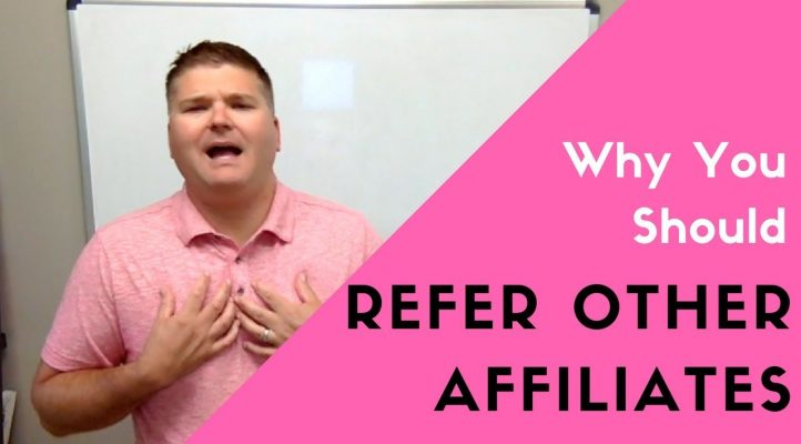 Why You Should Refer Other Affiliates and Earn a Second Tier Commission