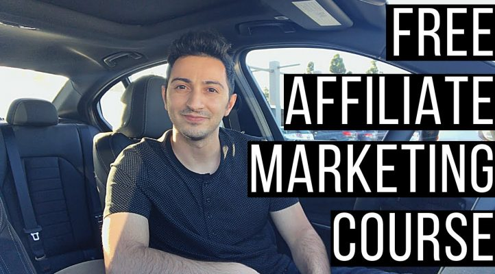 Get a Free Affiliate Marketing Course!