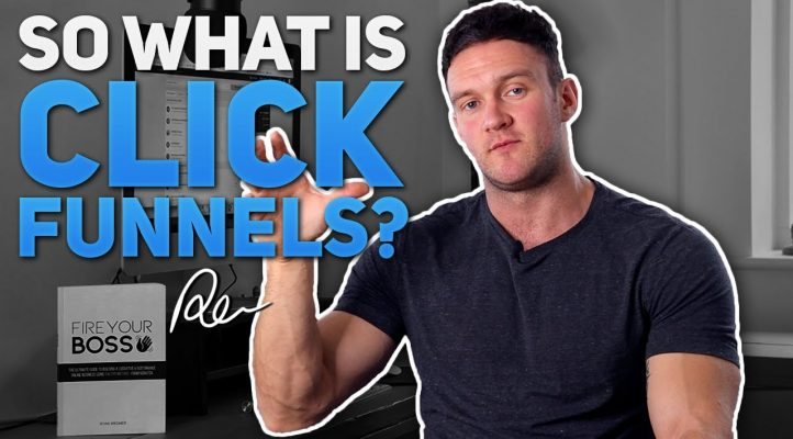 (AFFILIATE LESSON #6) So What Exactly Is Clickfunnels? Let's Look Inside...