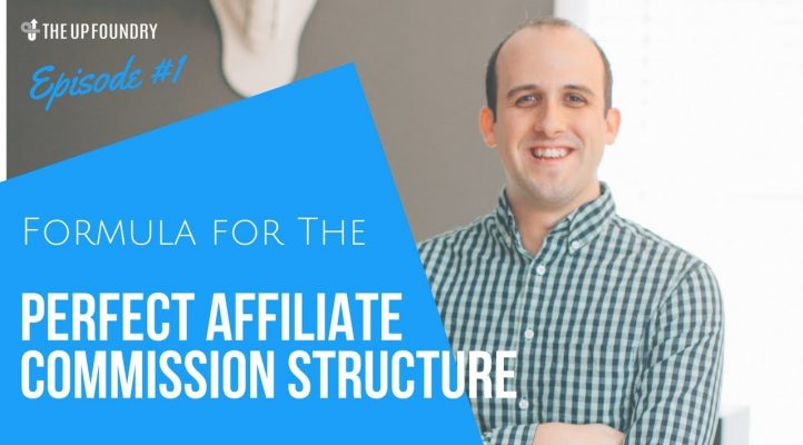 How to Create the Perfect Affiliate Commission Structure