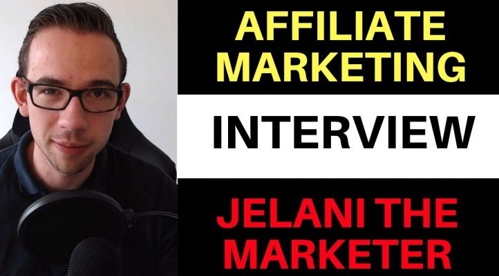 Jelani The Marketer & Colin Dijs: Talk Affiliate Marketing [Part 1]