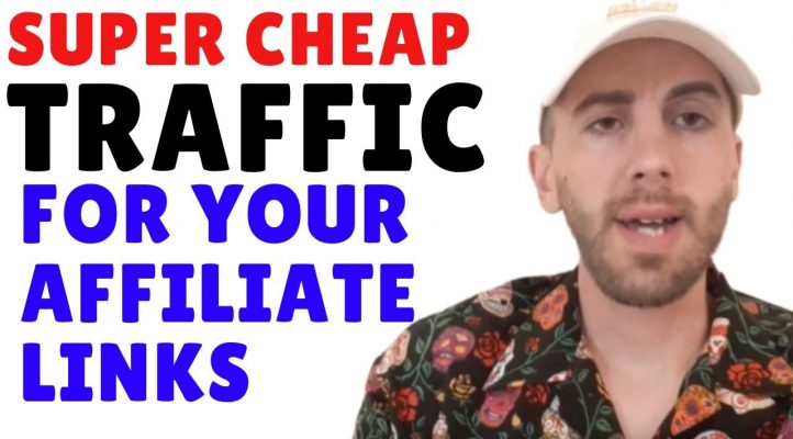 Best Cheap Traffic Source For Affiliate Marketing 2020 Training