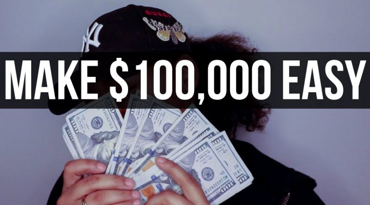 Easiest Way To Make $100,000 | CPA Affiliate Marketing Training