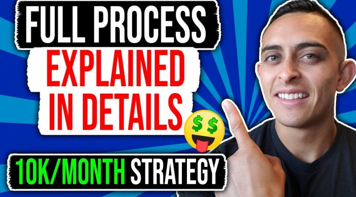 How To Start Affiliate Marketing Business For Beginners (COMPLETE TRAINING)