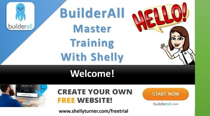 Builderall Master Training:  Affiliate Marketplace Training and Strategy